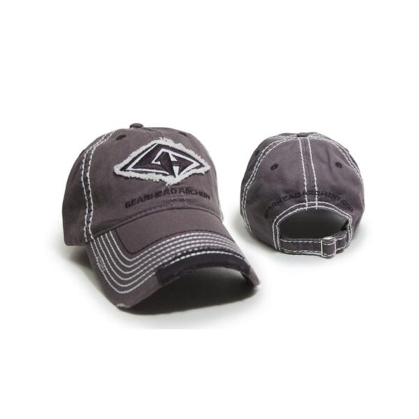 gearhead distressed hat