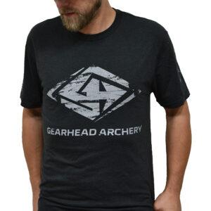 gearhead flag tshirt with logo