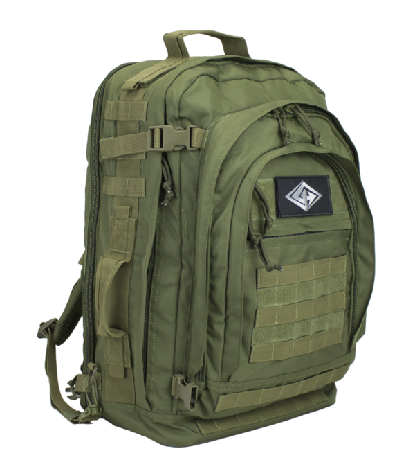 gearhead field and backpack