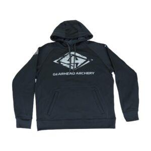 gearhead archery sport tek hoodie
